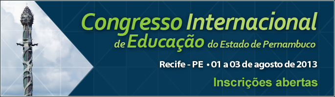 Inscri��es Recife 2013
